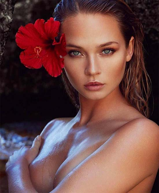Tana Boshoff nude