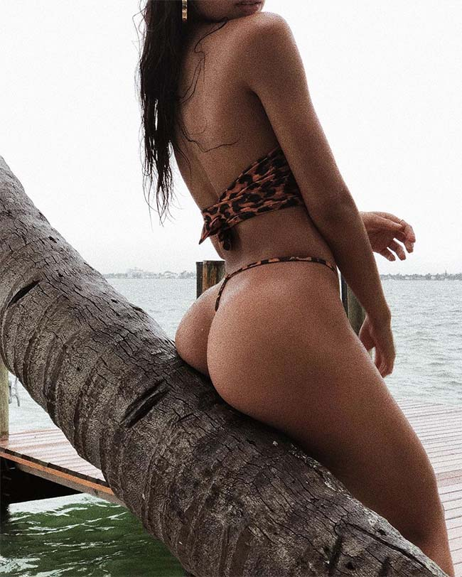 Yovanna Ventura ass