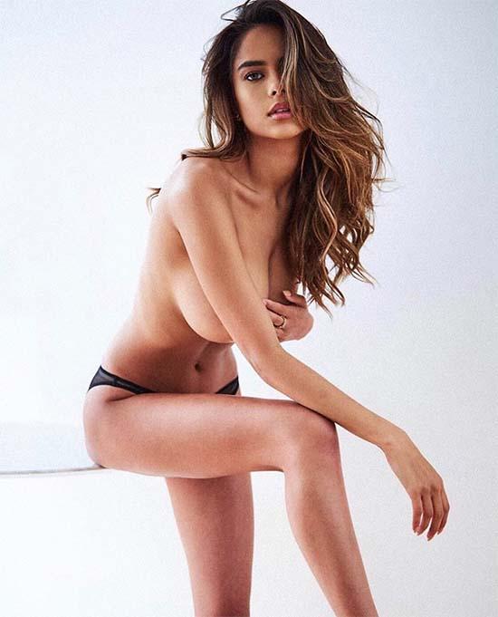 Jenna Rozario topless
