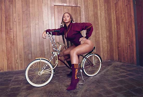 Beyoncé Ivy Park x Adidas