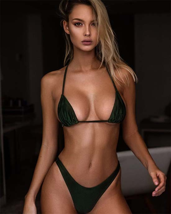 Chloe Avenaim Drops A Ton A Drool-Inducing Hotness
