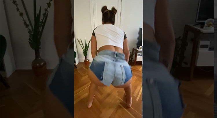 Nastya Nass ass